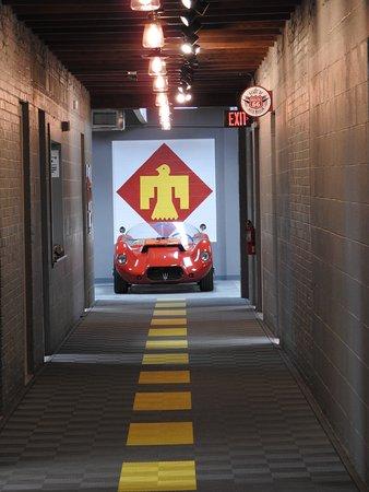 Sapulpa, Оклахома: Lamborghini race car
