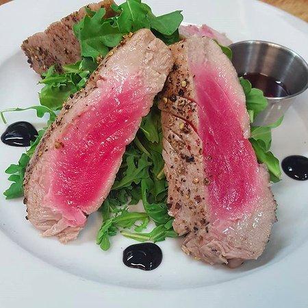 Bis : Seared Tuna