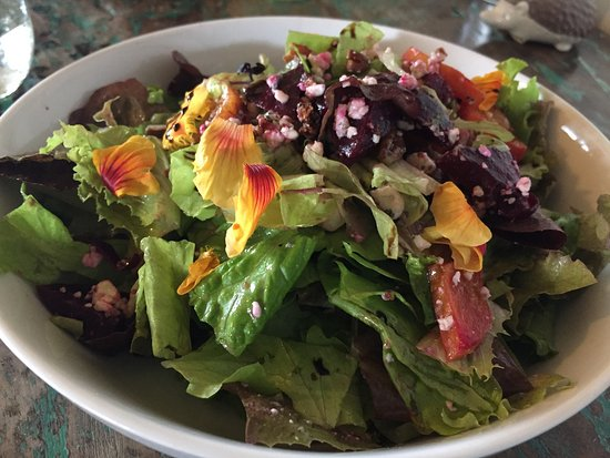 The Strawberry Patch: beet salad