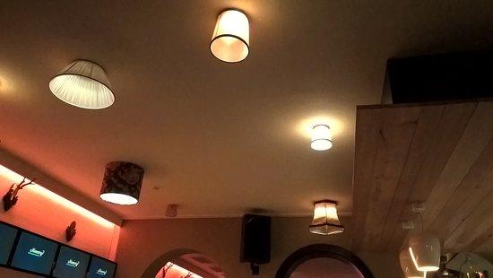 deckenbeleuchtung mal anders - picture of memory, ellmau - tripadvisor, Wohnideen design