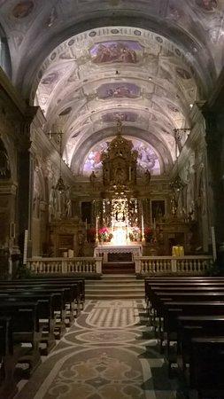 Biella, إيطاليا: interno