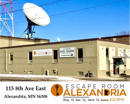 Alexandria, Minnesota: Centrally located in Alexandria - between Broadway and Hawthorne on 8th Avenue