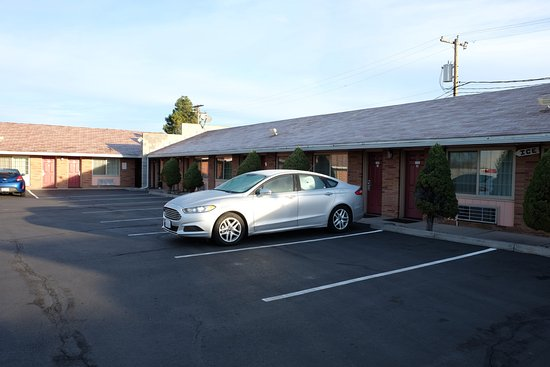Klamath Falls, OR: It was clean, easy to parking