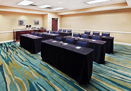 SpringHill Suites Austin North/Parmer Lane : Meeting Room