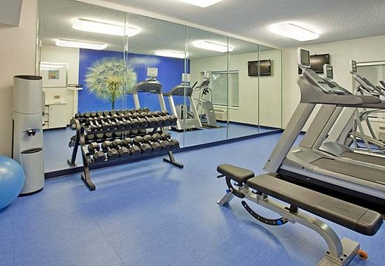 SpringHill Suites Houston Brookhollow: Fitness Center