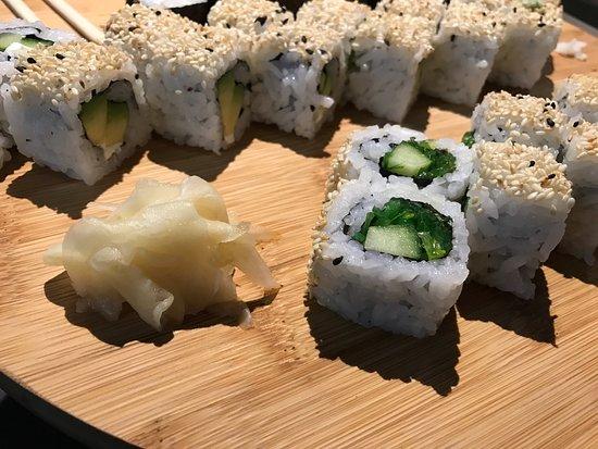 20170327_202441_large.jpg - Picture of Edo Sushi Bar ...