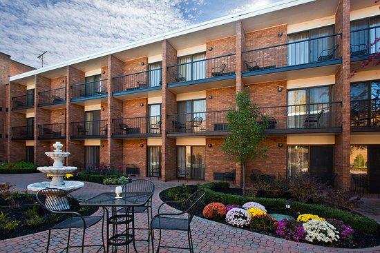 Novi Oaks Hotel: Scenery/Landscape