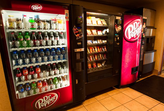 Country Inn & Suites By Carlson, Fort Worth: Country Inn Suites Fort Worth Vending