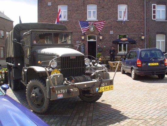 Margraten, Nederland: Memoriam day.