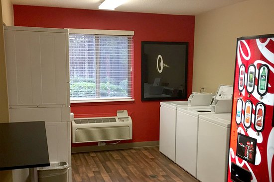 Extended Stay America - Atlanta - Peachtree Corners : On-Premise Guest Laundry