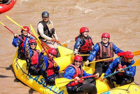 Cascada de las Animas afbeelding
