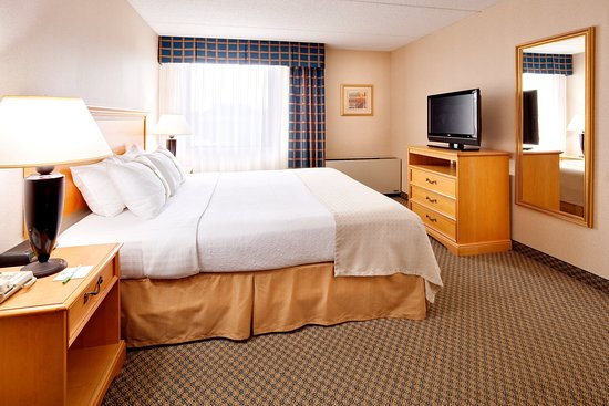 Holiday Inn Auburn - Finger Lakes Region: Enjoy a good night's rest.