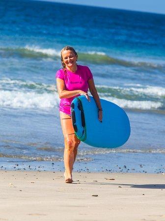 Tola, Νικαράγουα: Surf lesson