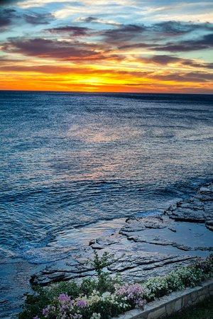 Tola, Νικαράγουα: Sunset