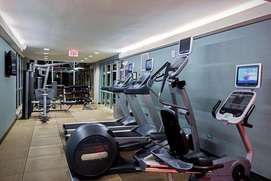Glen Ellyn, Илинойс: Fitness Center