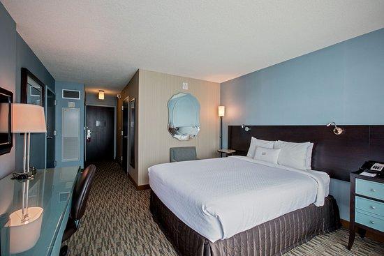เกลนอัลลีน, อิลลินอยส์: King Bed ADA Guest Room