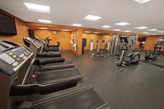 Suffern, NY: Fitness Center