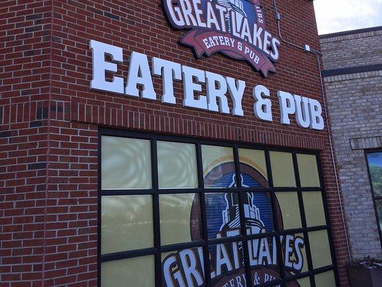 Great Lakes Restaurant Dundee Mi