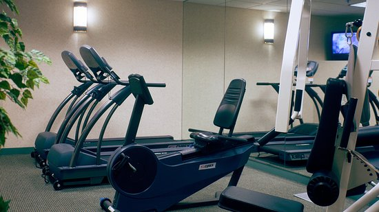 Holiday Inn Express Middletown / Newport: Fitness Center