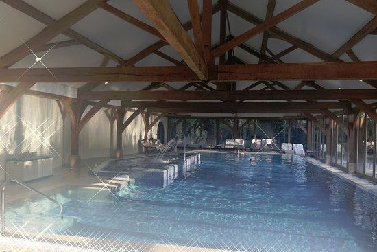 Swimming Pool Picture Of Luton Hoo Hotel Golf And Spa Luton Tripadvisor