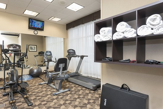 Aurora, Ιλινόις: Fitness Center
