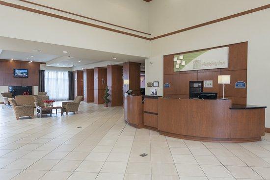 Aurora, Ιλινόις: Hotel Lobby