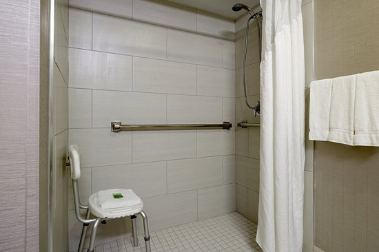 Hummelstown, PA: Accessible Bathroom with Roll-in Shower
