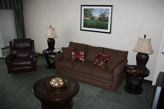 Holiday Inn Charlottesville - University Area: Suite