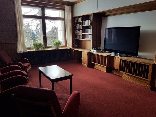 Fernseh zimmer bild von berghotel schatzalp davos tripadvisor - Fernseh zimmer ...