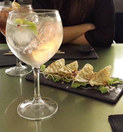 Sushic : Gin e Gyosas