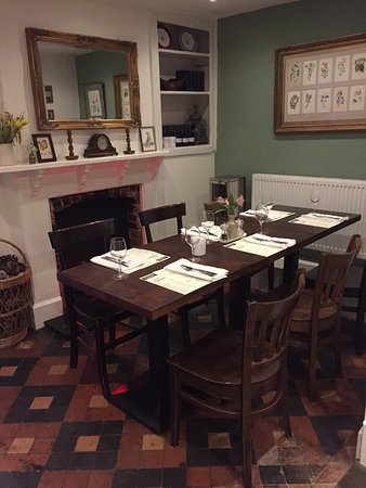 Whitchurch, UK: Quince Restaurant