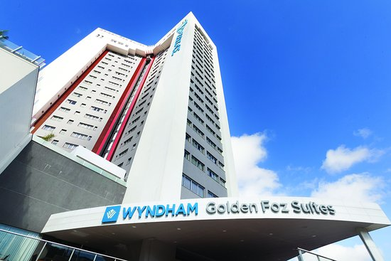 Foto de Wyndham Golden Foz Suites