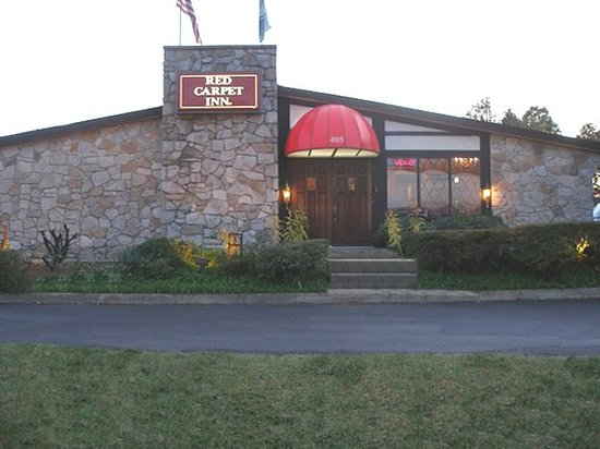 Red Carpet Inn Charlottesville: RVACVExterior