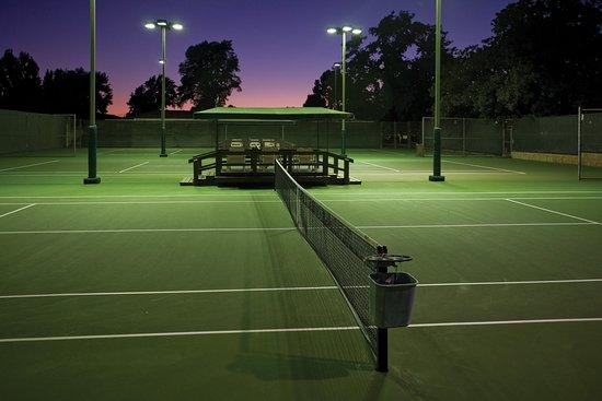 Silverado Resort and Spa: Tennis