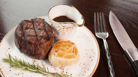 Salish Lodge & Spa: Delectable Steak