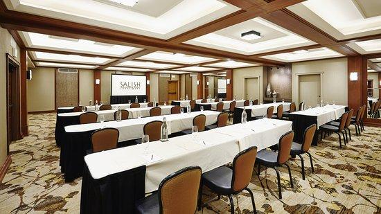 Salish Lodge & Spa: Focused Meeting Space
