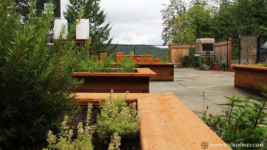 Salish Lodge & Spa: Gorgeous Gardens