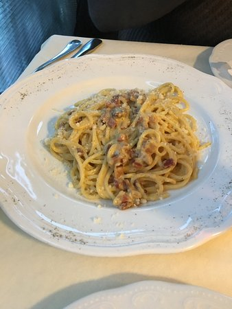 Ristorante Pizzeria Imperiale: Carbonara - very good