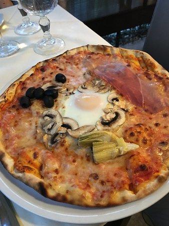 Ristorante Pizzeria Imperiale: Capriccioso Pizza