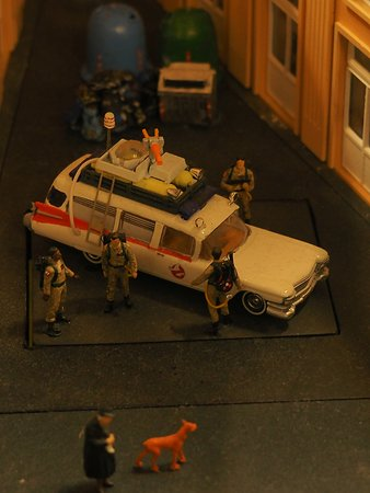 Miniatur Wunderland: Ghostbusters