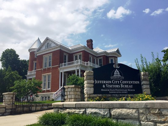 Jefferson City, MO: The museum resides in the basement of the Col. Darwin W. Marmaduke House, built by inmates in 18
