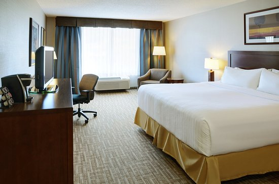 Holiday Inn Express Kelowna: King Superior