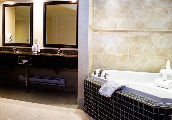 Holiday Inn Hotel Suites West Edmonton Jacuzzi Suite