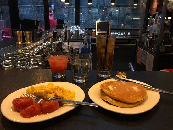 Tremendous Breakfast Picture Of Citizenm New York Times Square New Home Interior And Landscaping Oversignezvosmurscom