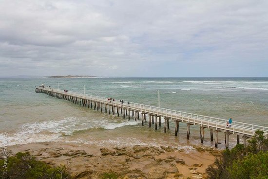 Point Lonsdale, Australia: Rip View Lookout