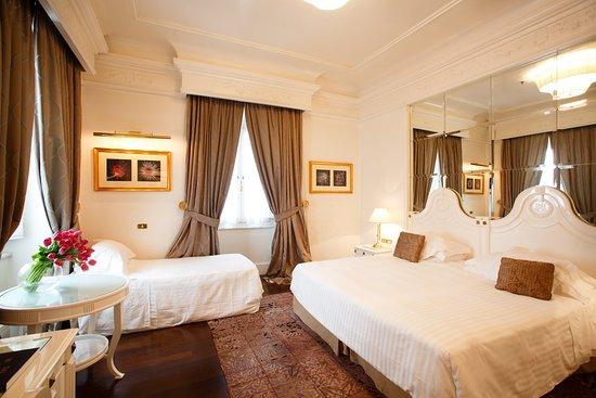 Hotel Majestic Roma Rome Italie Voir Les Tarifs 63 Avis Et 966 Photos