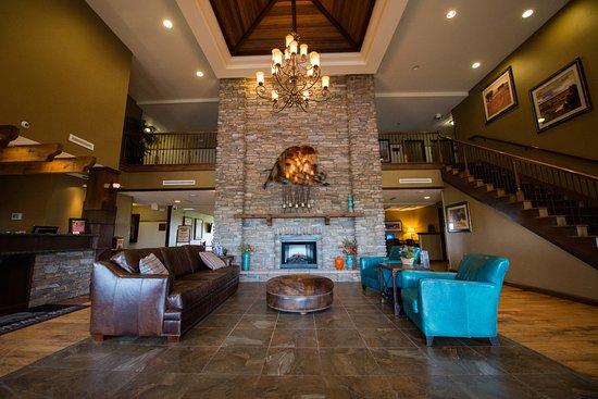 Buffalo Run Casino & Resort: Lobby