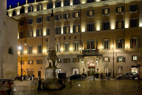 Grand hotel de la minerve from 235 2 6 0 reviews for Grand hotel rome