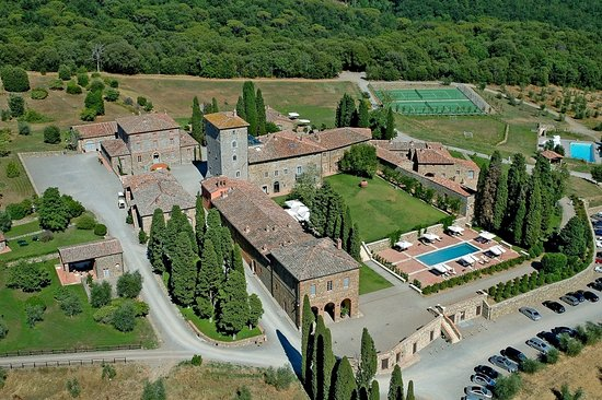 Vagliagli, İtalya: Exterior