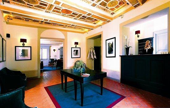 Vagliagli, Italia: Reception